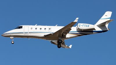 C-FREE - Gulfstream G150 - Private