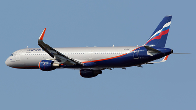 A picture of VPBAF - Airbus A321211 - Aeroflot - © Marko Milinkovic