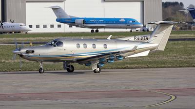 PH-VTK - Pilatus PC-12/45 - Private