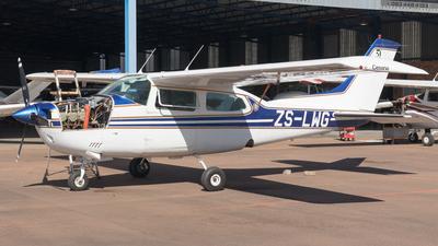 ZS-LWG - Cessna 210L Centurion - Private