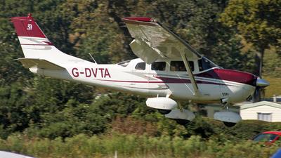 G-DVTA - Cessna T206H Stationair TC - Private