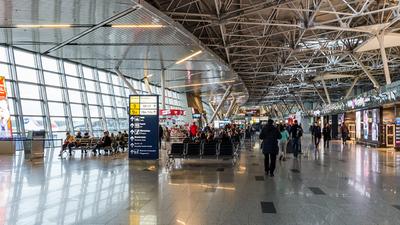 UUWW - Airport - Terminal
