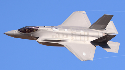 12-5051 - Lockheed Martin F-35A Lightning II - United States - US Air Force (USAF)
