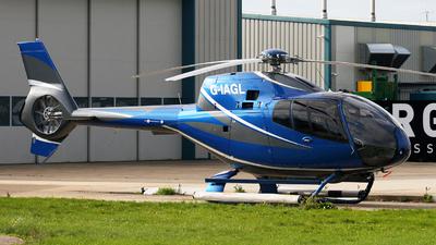 G-IAGL - Eurocopter EC 120B Colibri - AGL Helicopters