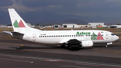 XA-TWG - Boeing 737-3K2 - Líneas Aéreas Azteca