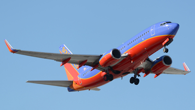 N7736A - Boeing 737-7BD - Southwest Airlines