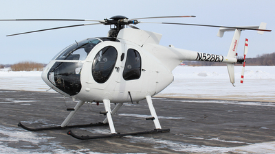 N5286J - Hughes 369E - Private