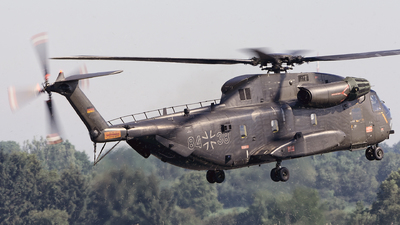 84-38 - Sikorsky CH-53G - Germany - Air Force