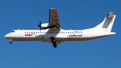 EC-LST - ATR 72-201 - Uep! Fly