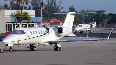 XA-RKY - Bombardier Learjet 45 - Private