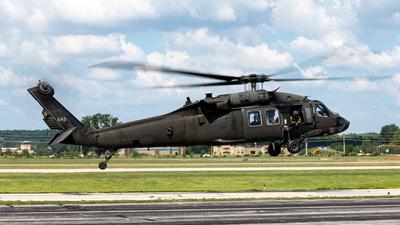 95-26643 - Sikorsky UH-60L Blackhawk - United States - US Army
