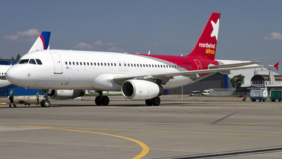 VP-BJH - Airbus A320-232 - Nordwind Airlines