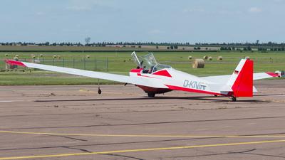 D-KNIN - Scheibe SF.25C Falke - Private