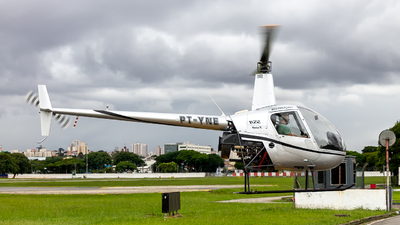 PT-YNE - Robinson R22 Beta II - Rangel Escola de Pilotagem