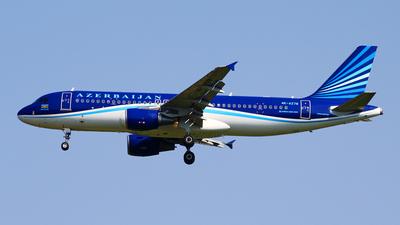 4K-AZ78 - Airbus A320-214 - AZAL Azerbaijan Airlines