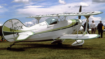 G-BOOK - Pitts S-1S Special - Private