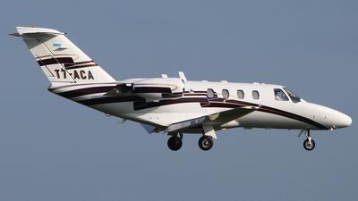 T7-ACA - Cessna 525 Citation CJ1 - Private