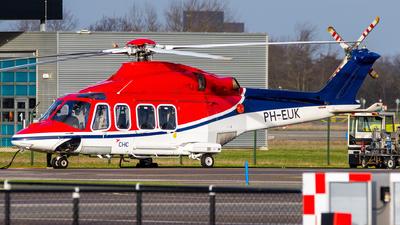 PH-EUK - Agusta-Westland AW-139 - CHC Europe