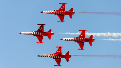 70-3021 - Canadair NF-5A Freedom Fighter - Turkey - Air Force