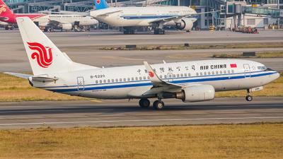 B-5220 - Boeing 737-79L - Air China