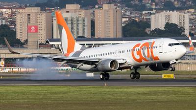 A picture of PRGOP - Boeing 7378BK - GOL Linhas Aereas - © Felipe Oliveira - oliver_spotting