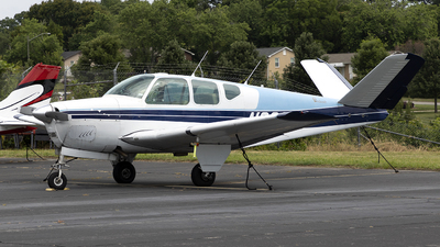 N9868R - Beechcraft M35 Bonanza - Private