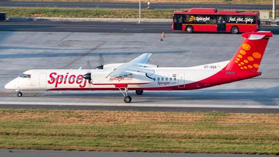 VT-SQA - Bombardier Dash 8-Q402 - SpiceJet