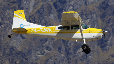 A picture of ZKENW - Cessna A185F - [18503133] - © Yutaro Tsuchimoto