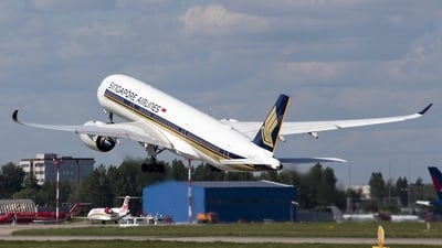 9V-SMG - Airbus A350-941 - Singapore Airlines