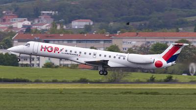 F-GRGH - Embraer ERJ-145EU - HOP! for Air France