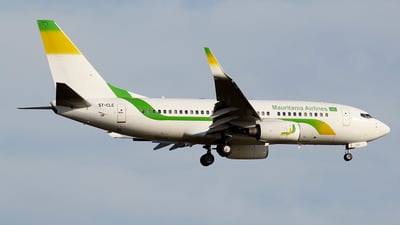5T-CLC - Boeing 737-7EE - Mauritania Airlines International