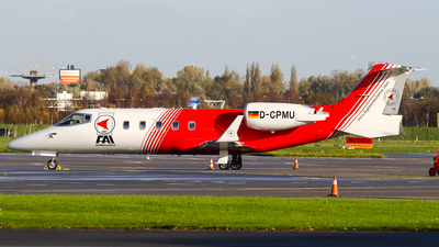 D-CPMU - Bombardier Learjet 60 - FAI Flight-Ambulance