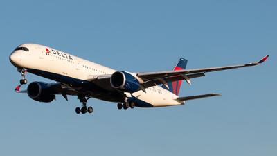 N508DN - Airbus A350-941 - Delta Air Lines