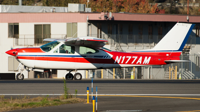 N177AM - Cessna 177RG Cardinal RG II - Private