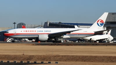 B-2076 - Boeing 777-F6N - China Cargo Airlines