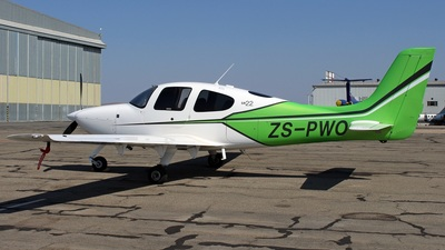 ZS-PWO - Cirrus SR22 - Cirrus Aviation