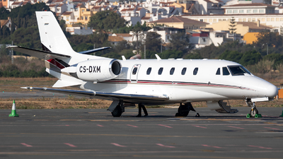 CS-DXM - Cessna 560XL Citation XLS - NetJets Europe