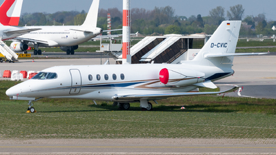 D-CVIC - Cessna Citation Latitude - Private
