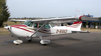 D-EGGJ - Cessna 172P Skyhawk II - Flugschule Jesenwang