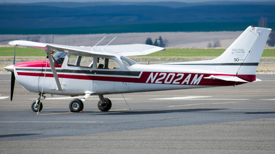 N202AM - Cessna 172M Skyhawk - Walla Walla University