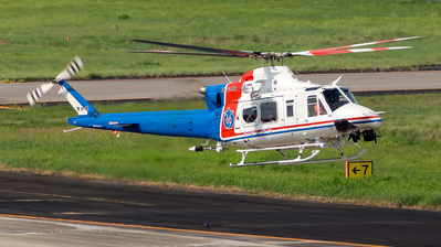 A picture of JA23AR - Bell 412EP - [37013] - © Sergio Vázquez