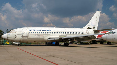 ZS-OLC - Boeing 737-230(Adv) - Interlink Airlines