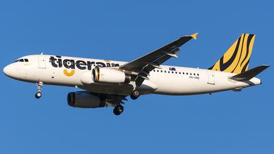 VH-VNQ - Airbus A320-232 - Tigerair Australia