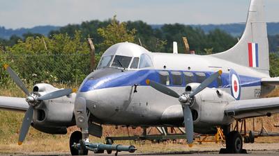 A picture of GDHDV - De Havilland DH.104 Dove 8 -  - © Brian T Richards