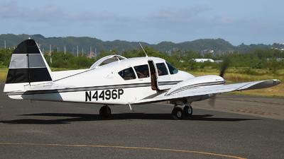N4496P - Piper PA-23-160 Apache - Private