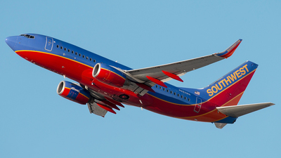 N293WN - Boeing 737-7H4 - Southwest Airlines