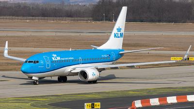 A picture of PHBGI - Boeing 7377K2 - KLM - © Magyar Gábor