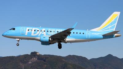 JA02FJ - Embraer 170-100STD - Fuji Dream Airlines