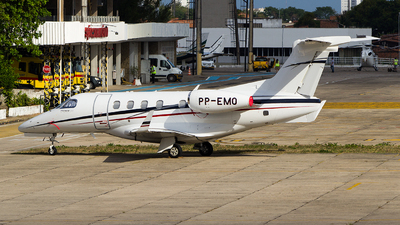 A picture of PPEMO - Embraer Phenom 300 - [50500110] - © Juan Cosmo | PSW Aviation