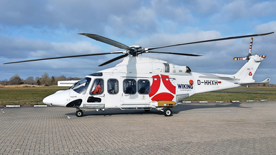 D-HHXH - Agusta-Westland AW-139 - Wiking Helikopter Service